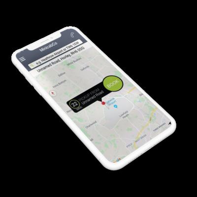 MinicabCo Ltd Mobile View